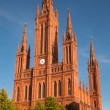 Marktkirche Wiesbaden — Stock Photo