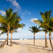 Secluded beach at Fort Lauderdale — Stock Photo #36886083