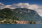 Cityscape of Varenna — Stock Photo