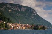 Varenna at Lake Como — Stock Photo