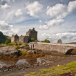 Eilan Donan Castle — Stock Photo