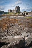 Eilan Donan Castle — Stock Photo
