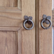 Stock Photo: Door Handles