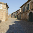 Stock Photo: Street of Castrillo de los Polvazares