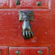 Door Hand Knocker — 图库照片 #12745833