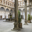 Inner Cloister — Stock Photo #12859542