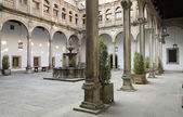 Inner Cloister — Stock Photo