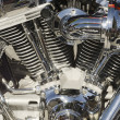 Scream Eagle Motorcycle — Stock Photo