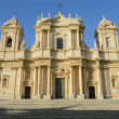 noto cathedral — Stock Photo