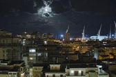 Palermo à noite — Foto Stock