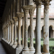Columns Perspective — Stock Photo