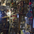 Gift Shop in Cefalu - Stock Photo