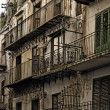 Neighborhood of Palermo — Stock Photo