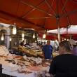 Stock Photo: Palermo Fishmonger