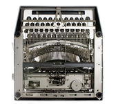 Typewriter Insides — Stock Photo