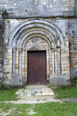 Romanesque Door — Stock Photo