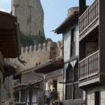 Frias, Burgos — Stock Photo