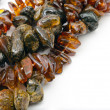 Stock Photo: Baltic SeAmber