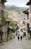 Santillana del Mar. Spain — Stock Photo