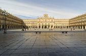 Main Square. Salamanca — Stock Photo