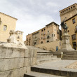 Segovia. Juan Bravo - Stock Photo