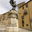 Juan Bravo. Segovia - Stock Photo