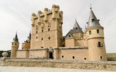 Segovia Alcazar — Stock Photo