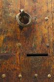 Old Door. Detail — Stock Photo