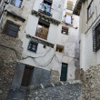 Alley at Cuenca — Stock Photo