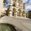 Cathedral of Cuenca - Stock Photo