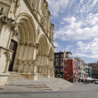 Cathedral. Cuenca 2 — Stock Photo