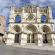 Cathedral. Cuenca 3 — Stock Photo