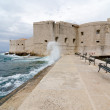 Stock Photo: Dubrovnik. stronghold