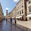 Stradun street in Dubrovnik — Stock Photo #25929623