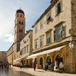 Stock Photo: Old Town, Dubrovnik, Croatia