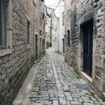 Stone Street. Trogir — Stock Photo #26036113