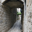 Archway, Trogir — Stock Photo