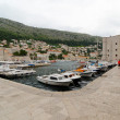 Stock Photo: Harbor Dubrovnik (Croatia)
