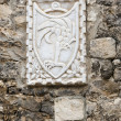 Sibenik, Escutcheon — Stock Photo