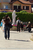 St. James Parish Church of Medjugorje — Stock Photo