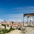 Panorama of Avila — Stock Photo