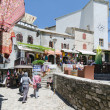Stock Photo: Souvenir Shops. Mostar