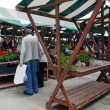 Stock Photo: Zadar Market