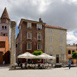 Stock Photo: Zadar. Old Town