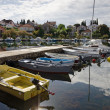 Stock Photo: Port in Zadar