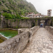 Stock Photo: Kotor Bridge