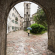 Kotor. Rainy Day — Stock Photo #27022255