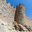 Avila Walls. Spain — Stock Photo