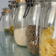 Stock Photo: Kitchen Jars