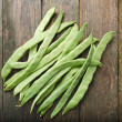 Stock Photo: Green Beans